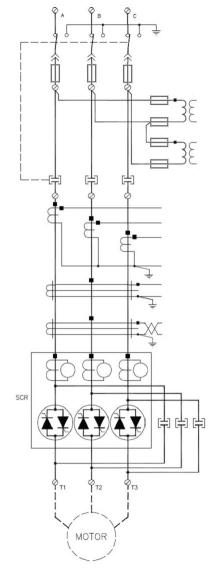 Структурная схема JKSSS